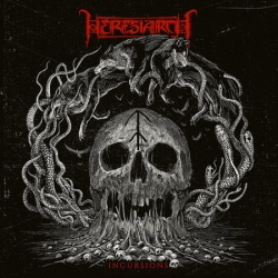 HERESIARCH Incursions, CD
