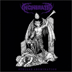 INCINERATED Stellar Abomination, CD