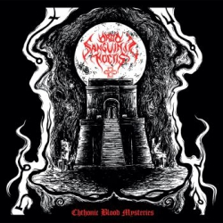 ORDO SANGUINIS NOCTIS Chttonic blood mysteries, CD