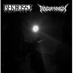 VERMISST / PALGUESPAWN Lunar emanations of haunted shrines, CD