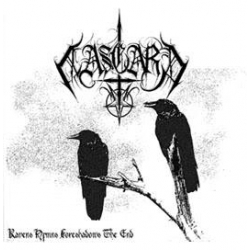 AASGARD Ravens Hymns Foreshadows the End, CD