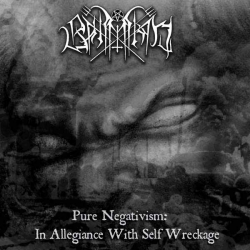 BAHIMIRON Pure Negativism: In Allegiance with Self Wreckage, CD