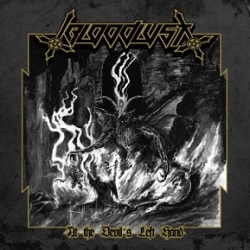 BLOODLUST At the Devil's Left Hand, CD
