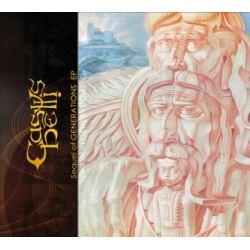 CASUS BELLI Sequel of Generations, Digipack CD