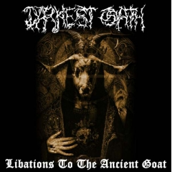 DARKEST OATH Libations to the Ancient Goat, CD