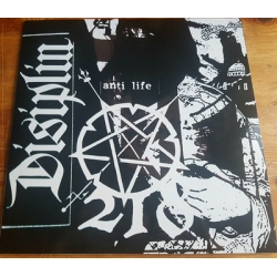 DISIPLIN Anti-Life, 12``LP