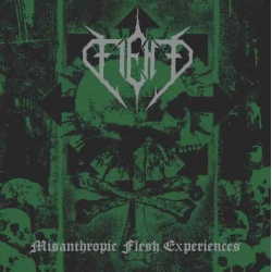 FIEND Misanthropic Flesh Experiences CD