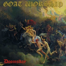 GOAT WORSHIP Doomsday, CD