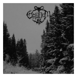 GRUDOM Demo 12, Digipack CD