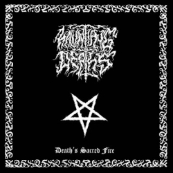 HAUNTING DEPTHS Death's Sacred Fire, CD