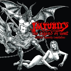 IMPURITY The Legend of Goat, CD