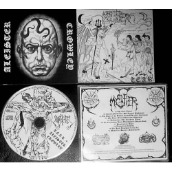 MYSTIFIER T.E.A.R. + Aleister Crowley, CD