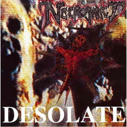 NECROSANCT Desolate, CD