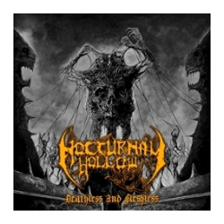 NOCTURNAL HOLLOW Deathless and Fleshless + Demonical Euphony, CD