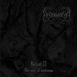 NYCTOPHOBIA Ritual II - The Will of Darkness, CD