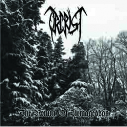 ORCRIST The Return of Armageddon, CD