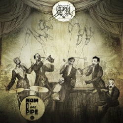 PENSEES NOCTURNES Nom d'une pipe!, CD