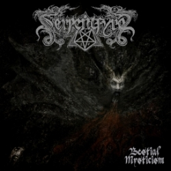 SERPENTFYRE Bestial Mysticism, CD