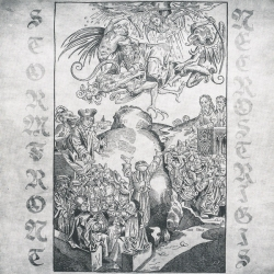STORMFRONT / NECROSTRIGIS The Forgotten Demons of Ancient Glory, cd