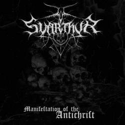 SVARTHYR Manifestation of the Antichrist, CD