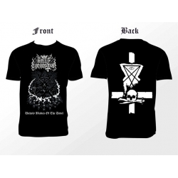 HELL`S CORONATION t-shirt, L
